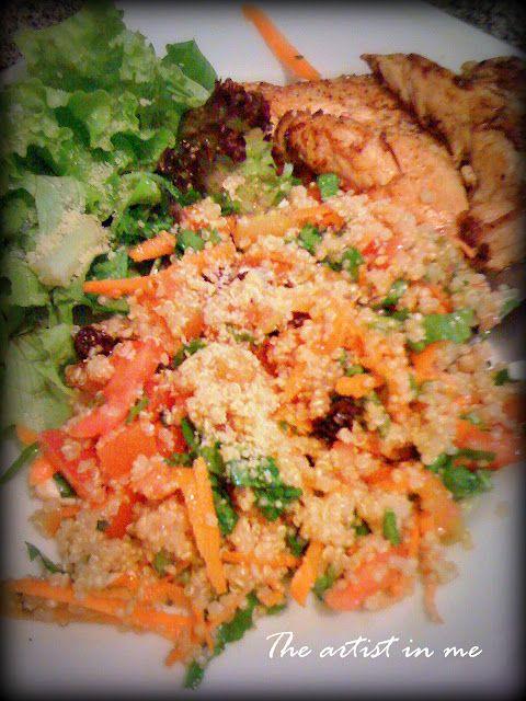 Quinoa Salad Recipe!!!