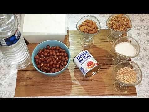 عصيدة بوفريوة بنة لا تقاوم أسهل طريقة عاليوتوب مفسرة المبتدئات Creme Patissiere De Noisette Youtube Food Breakfast Oatmeal