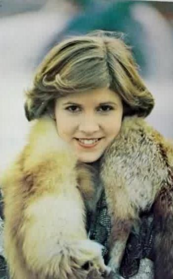 carrie fisher википедия