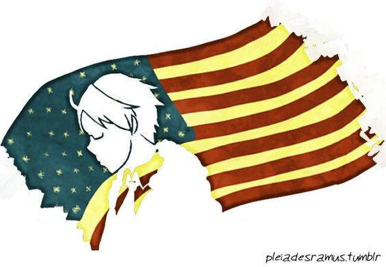 Hetalia ~ America