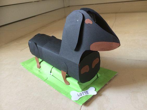 Surprise teckel voor een meisje die zo 39 n leuke hond heeft project 39 sinterklaas 39 surprise - Kantoor voor een klein meisje ...
