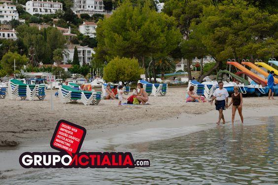 Menorca. Grup Actialia ofrece sus servicios en Menorca: Diseño web, Diseño gráfico, Imprenta y Rotulación. www.grupoactialia.com