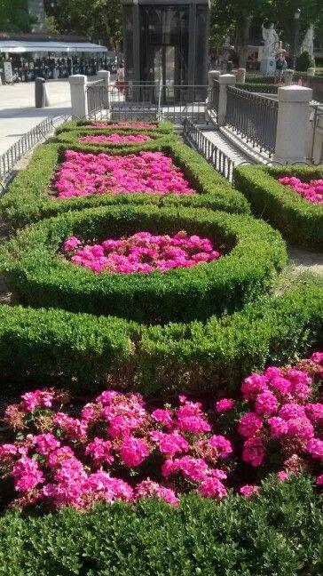 Jardim imperial - Madri