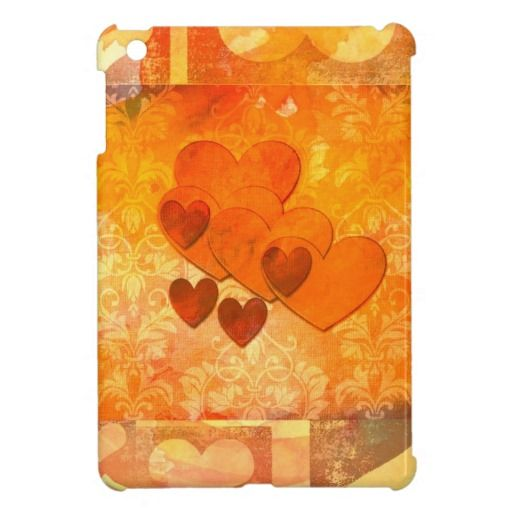 Heart Gifts | orange Flames