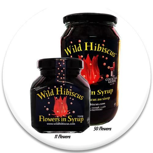 Wild Hibiscus Flowers In Syrup Hibiscus Recipe Hibiscus Cocktail Hibiscus