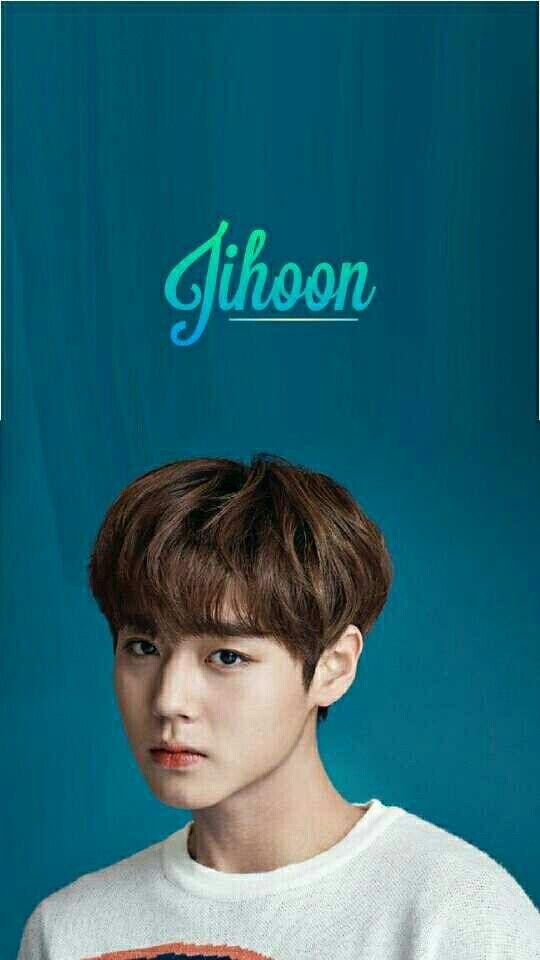 Park Jihoon Wallpaper Wannaone Dengan Gambar