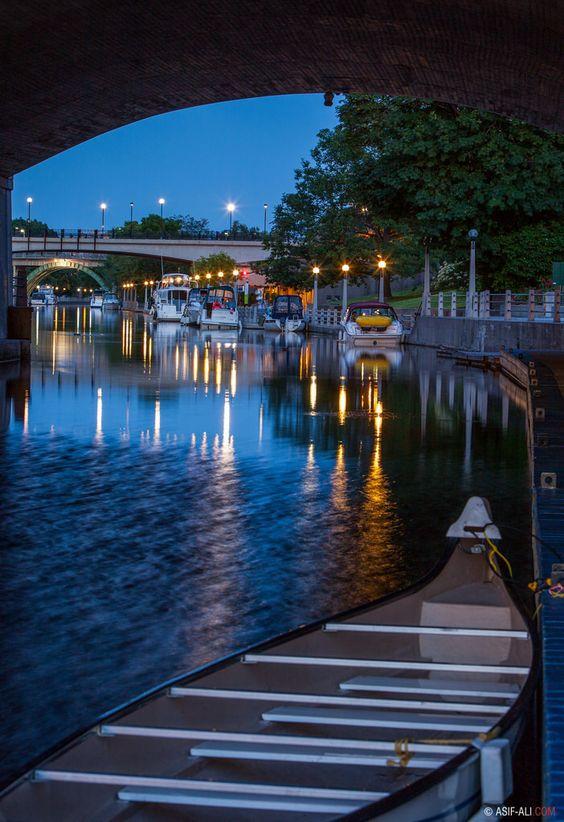 Rideau Canal: