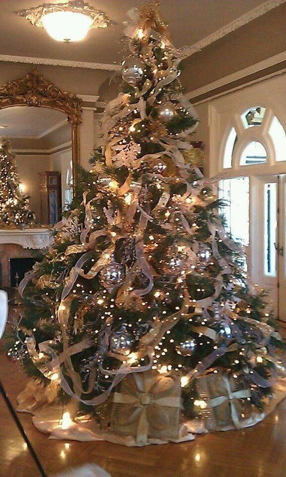 noticias navidad blanca arbol navidad cena ixtus arboles de navidad decorados dorados mas decoracin arboles navidenos xanana yusifli campanitas