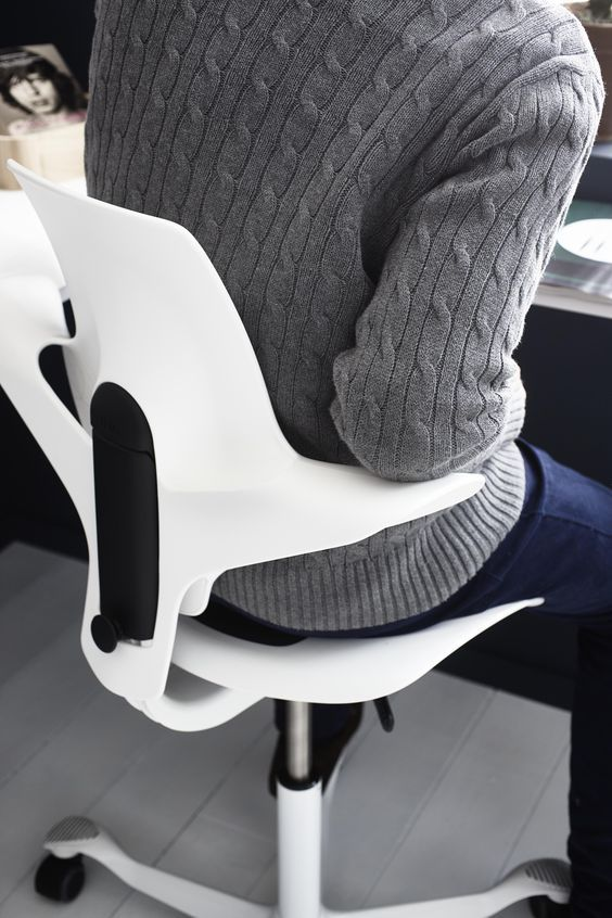 Hag Capisco Puls A Flexible Office Chair Available From Flokk I 2020