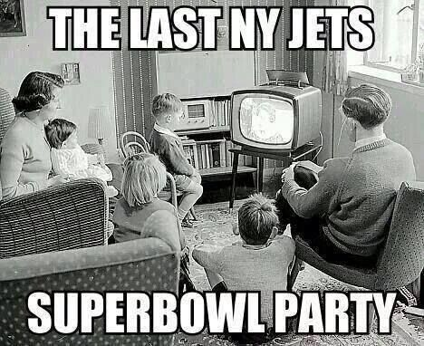 Image result for ny jets super bowl party
