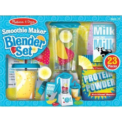 Melissa Doug Smoothie Make Blender Set Smoothie Makers