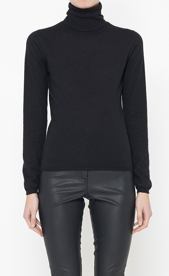 Alexander McQueen Black Sweater