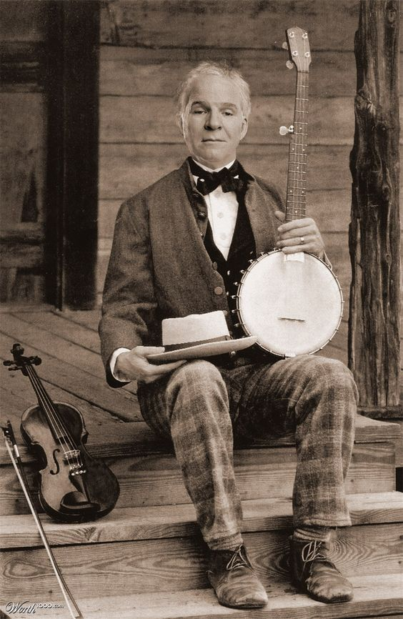 Banjo Man, 1864, Steve Martin - Worth1000 Contests