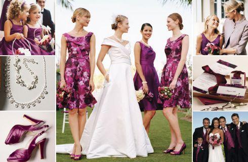 Le acconciature per la testimone di nozze: idee glamour per foto indimenticabili