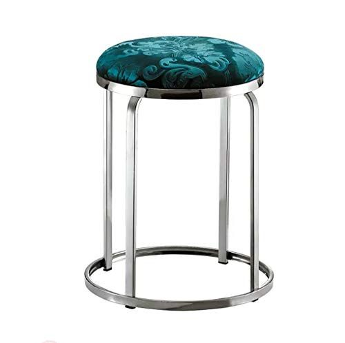 Marvelous Aijl Stool Stainless Steel Stool Cloth Stool Household Evergreenethics Interior Chair Design Evergreenethicsorg