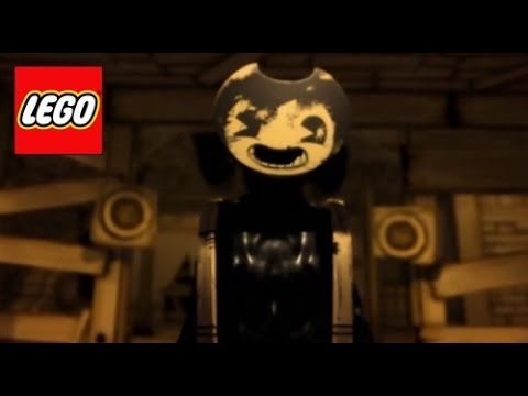 How To Build Lego Sammy Lawrence Bendy And The Ink Machine