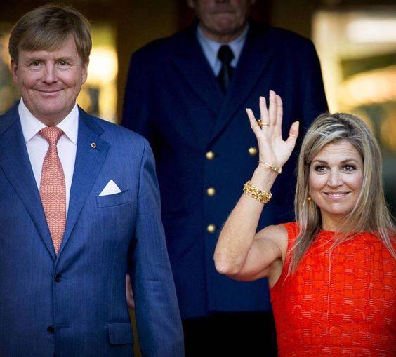 24 Augustus, Zijne Majesteit Koning Willem-Alexander, Hare Majesteit Koningin Máxima en minister-president Rutte ontvangen de Nederlandse medaillewinnaars van de Olympische Zomerspelen 2016 in Rio de Janeiro.