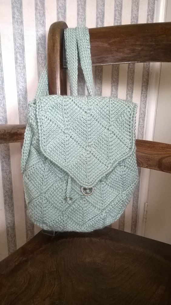Tunisian Crochet Patterns Bags : ... tunisian crochet patterns bags tunisian crochet crochet patterns etsy