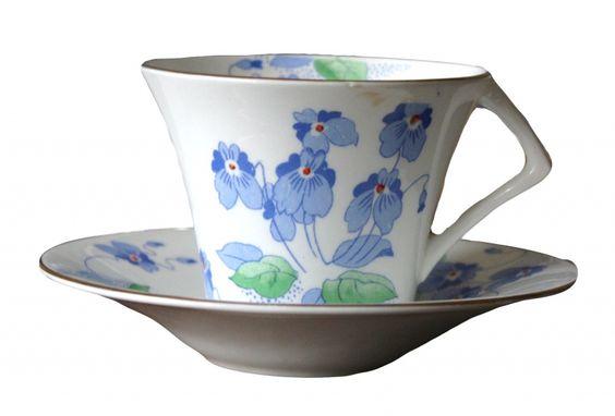 saucer & tea plate