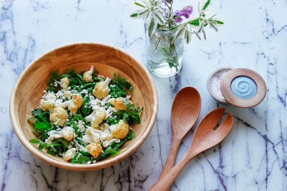 Goat cheese, Cheese and Cauliflowers on Pinterest