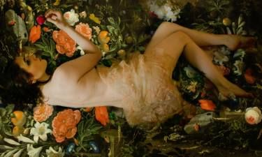 """Saatchi Art Artist Viet Ha Tran; Photography, """"The lady from the painting, Limited Edition 1/7"""" #art"""