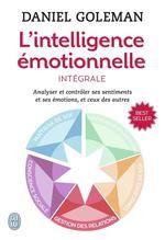 Cette autre forme d'intelligence est la capacité à percevoir, maîtriser et exprimer ses sentiments et ses émotions ainsi que ceux d'autrui. Elle influe sur notre self-control, notre motivation, notre intégrité, mais aussi sur nos relations avec les autres : elle permet de mieux communiquer et analyser notre entourage social ou professionnel. En apprenant à accepter nos ressentis, nous développons nos compétences et nos aptitudes. Cote : 164.60 GOL