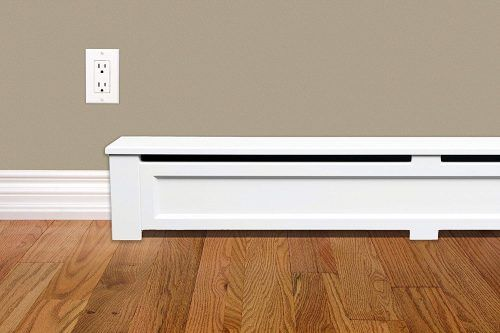 Top 8 Best Radiator Covers In 2020 Reviews Baseboard Heater Covers Baseboard Heater Wood Baseboard