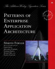 Patterns of Enterprise Application Architecture by Martin Fowler Download