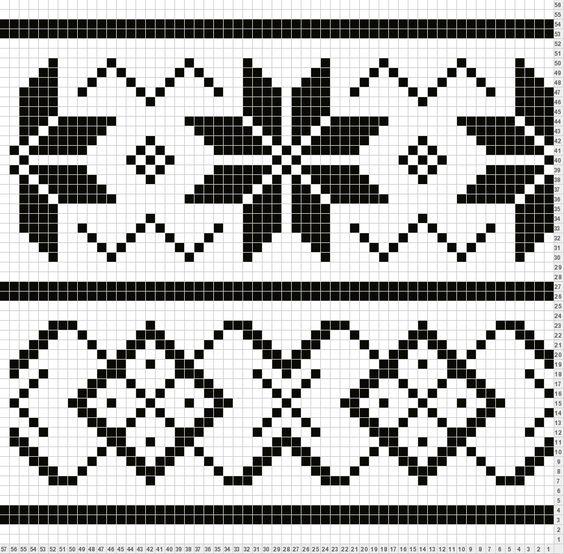 Fair Isle Knitting Free Patterns : Fair isles, Fair isle pattern and Patterns on Pinterest