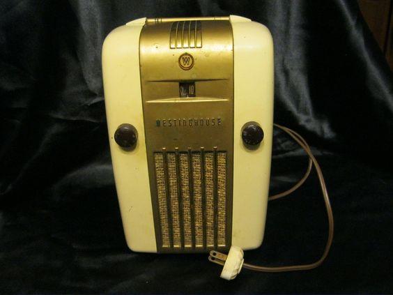 VINTAGE/ANTIQUE WESTINGHOUSE RADIO picclick.com