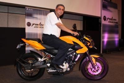 Bajaj Pulsar 200 NS Launched May 14,2012