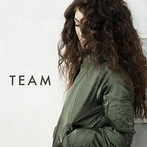 Lorde – Team acapella
