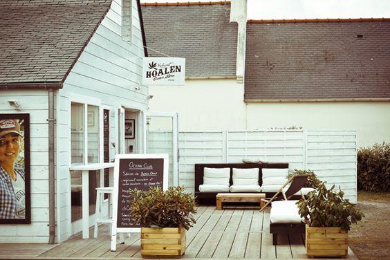 Ocean Store Hoelen à Plouguerneau