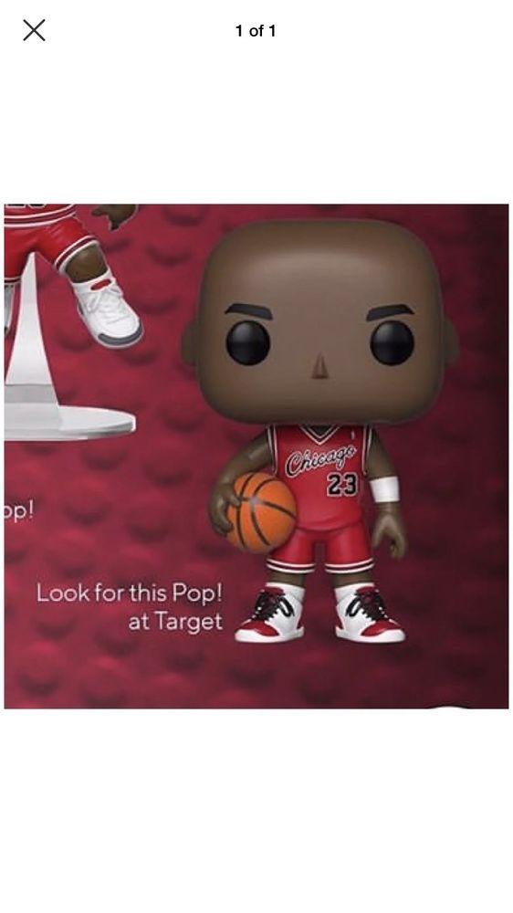 23 Bulls NBA Preorder + Protector #Funko