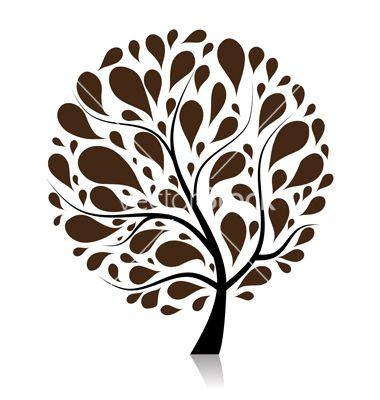 Tree vector 260557 - by Kudryashka on VectorStock®