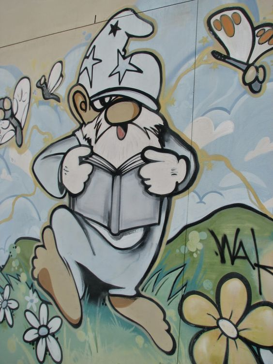 blog stalking the World's graffiti ... 'More bits from the Inner West'