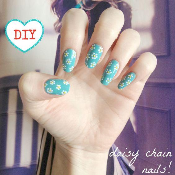 Diy Nail Art Blog : Nails hair makeup tips nail art uk