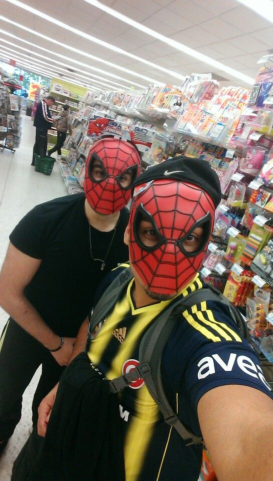 Spider brothers