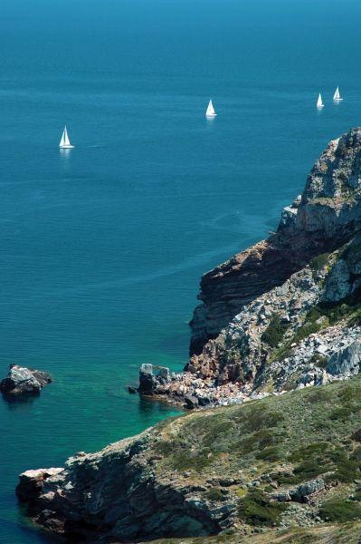 Tzia island, Greece