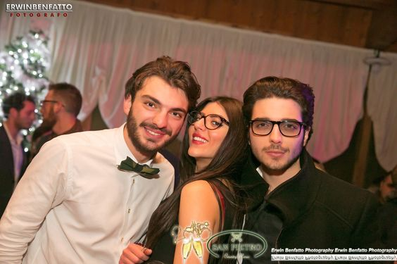 Gianluca and friends New Years Eve 2014//164