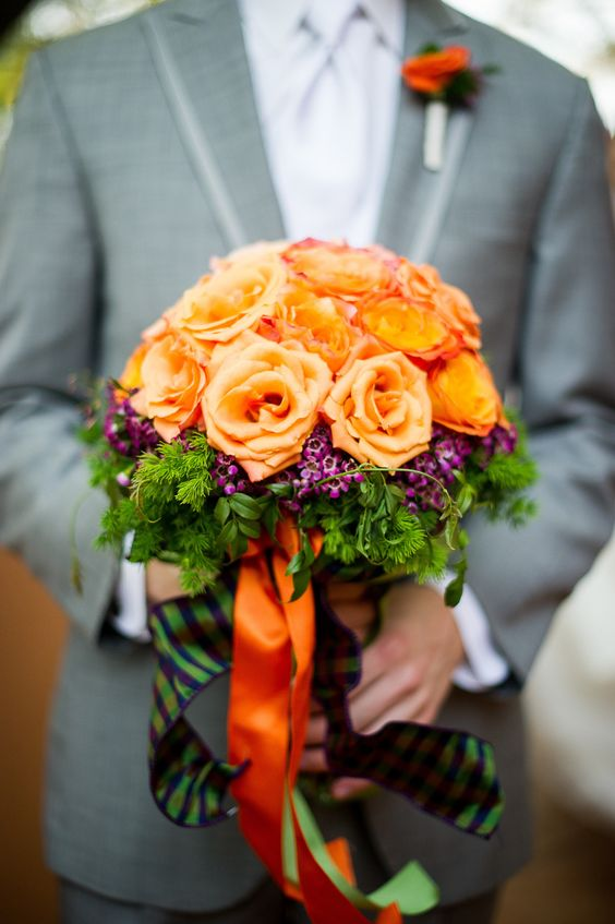 Photography: Amy Herfurth Photography | Floral Design: Branching Out Events