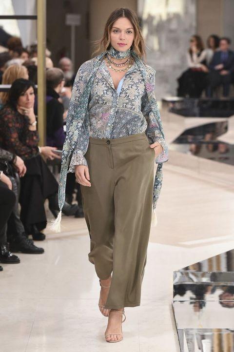 Elena Miro Pantalones De Moda Moda Tallas Grandes Estilos De Ropa Mujer