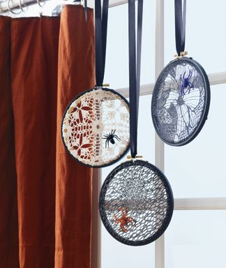 spider web dream catcher instructions