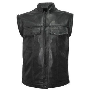 Blouson moto IGUANA CUSTOM COLLECTION Veste en cuir SOA | Blouson-veste