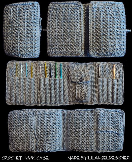 I need to learn to read a crochet pattern � I love this case!: