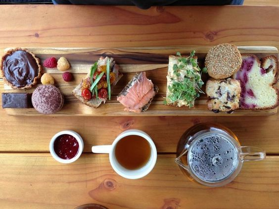 13 Posh Places For Afternoon Tea in San Francisco