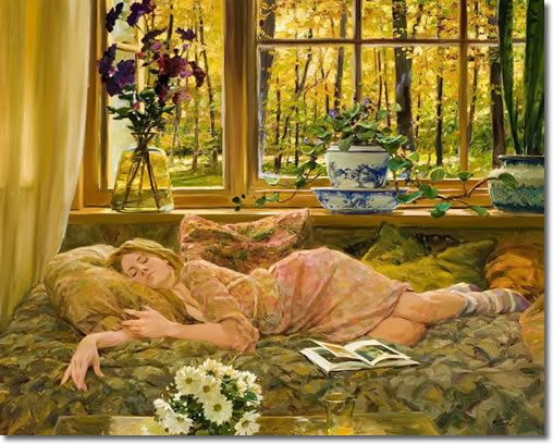 la lectrice de David Hettinger
