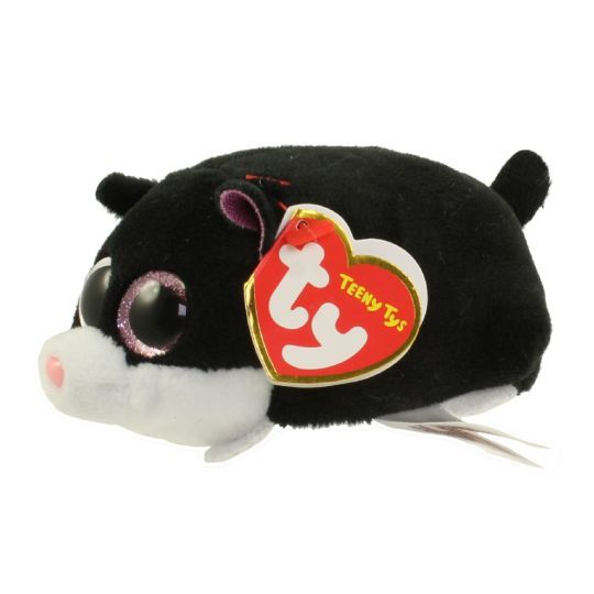 """TY Beanie Boos Teeny Tys 4/"""" Orville Orca Killer Whale Stackable Plush MWMT/'s"""