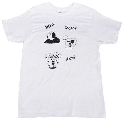BOOGER BRIE DOG SHIRT – I IYV