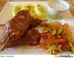 Kuřecí kebab